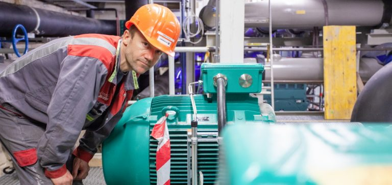 District cooling powers the Vienna General Hospital (AKH) and Ö3 radio