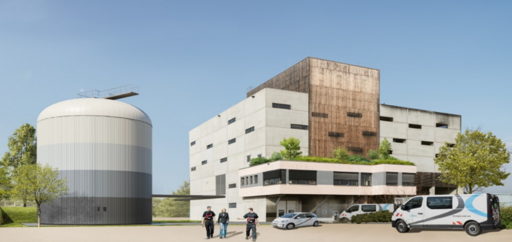 Wärmespeicher für Stadtwerke Ludwigsburg-Kornwestheim