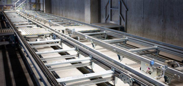 Kremsmüller installiert seit Jahren erfolgreich Lager- und Fördertechnik