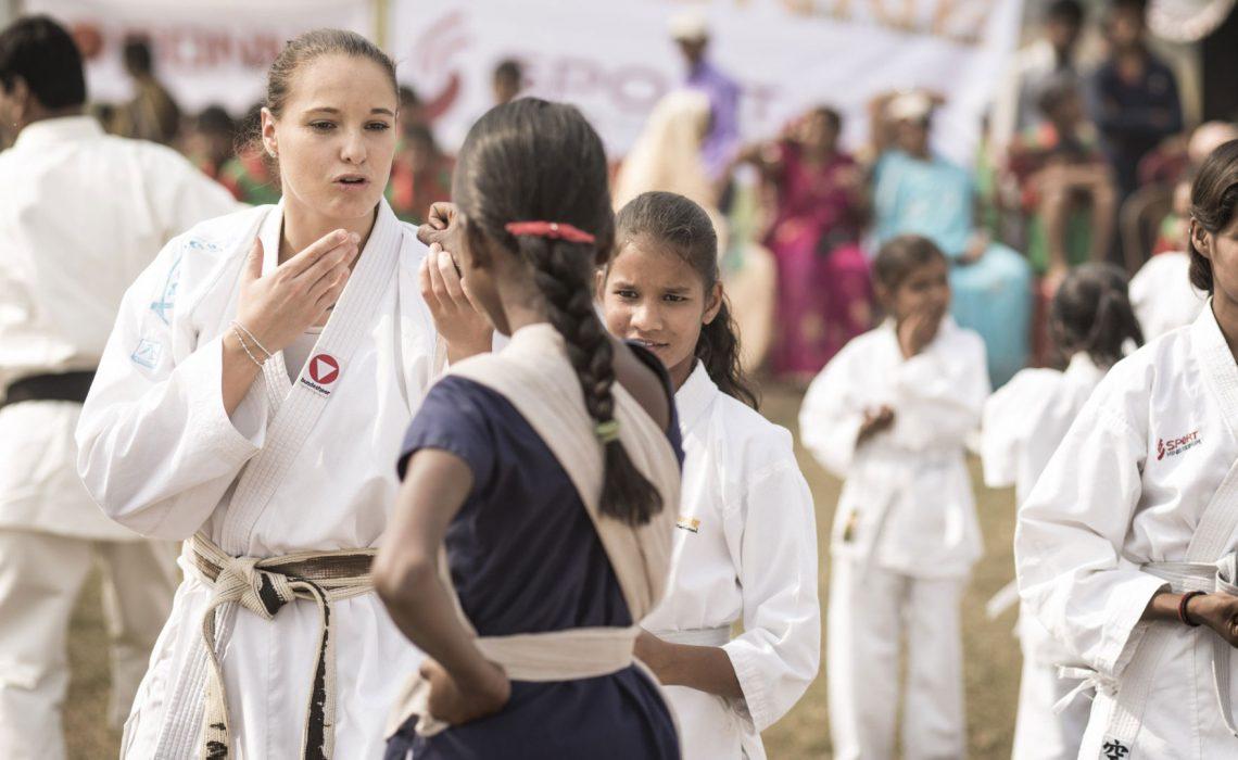 kremsmueller-4-life-sozialengagement-sonne-karateunterricht